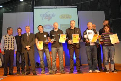 Bike Brno Prestige 2010 - ocenění
