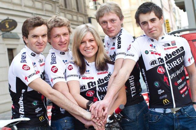 I vy můžete být součástí Rubena Birell Specialized Cycling Teamu