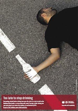 Kampaň WHO proti alkoholu v provozu