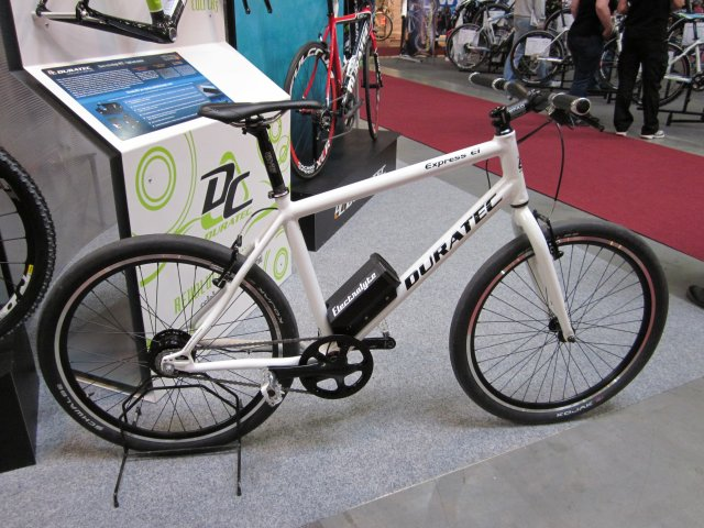 For Bikes: elektrokolo Duratec