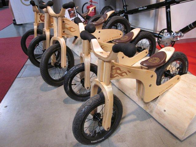 For Bikes 2011: myslelo se i na děti
