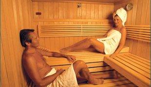 Sauna pročistí nejen tělo