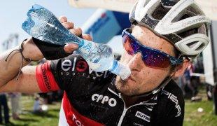 Dehydratace – největší nepřítel cyklisty