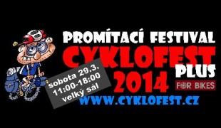 Cyklofest Plus sou��st� veletrhu For Bikes