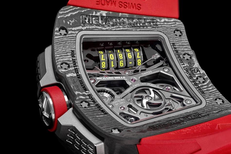 26294043b Produkuje technicky skvělé, inovativní a vysoce kvalitní hodinky, které  navíc rozhodně nemůžeme řadit mezi levné kusy - cena těchto hodinek je  přímo ...