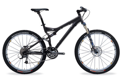 Specialized S-WORKS Stumpjumper 120