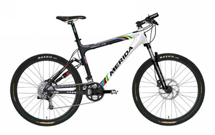 Merida MISSION CARBON LITE