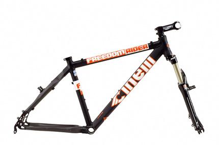 Cinelli Freedom Rider 00X / Sram X.O