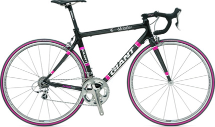 Giant TCR Advanced T-Mobile