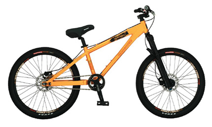 Mongoose Hardball