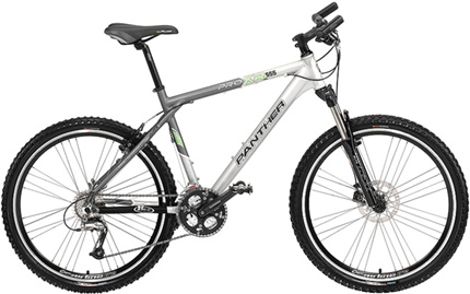 "Panther 26"" PRO - XR 555"