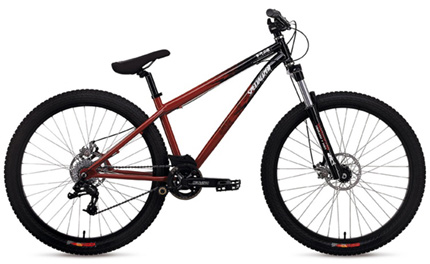 Specialized P.2 CR-MO