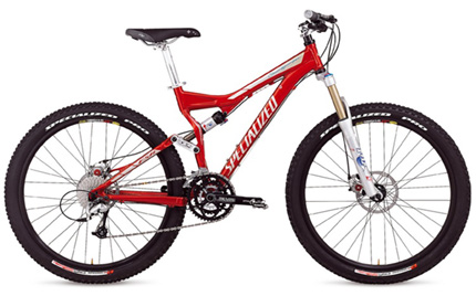 Specialized SJ FSR 120 Int WMN