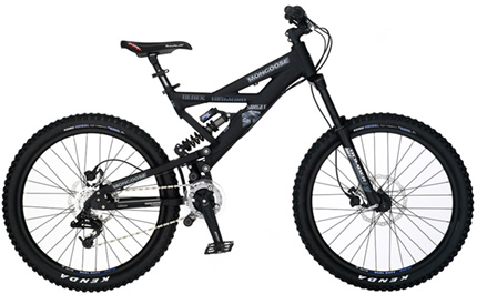 Mongoose Black Diamond Single