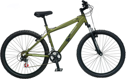 Mongoose Zero G 26''