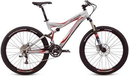 Specialized Stumpjumper FSR CMP