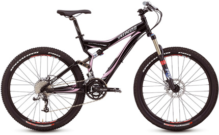 Specialized Stumpjumper FSR CMP Wmn