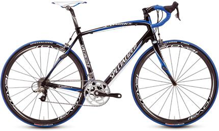 Specialized SW Roubaix SL Sram
