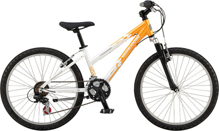 Mongoose ROCKADILE AL 24'' GIRLS