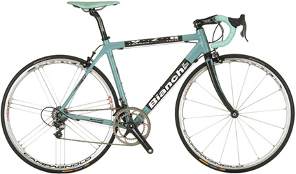 Bianchi 928 Carbon T-C Record