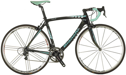 Bianchi 928 CARBON Record