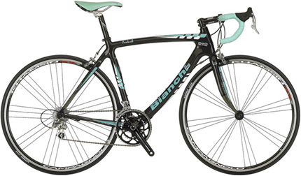 Bianchi 928 CARBON Veloce Comp