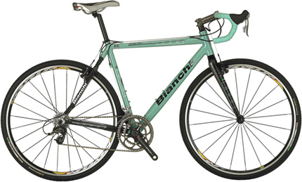 Bianchi D2 Ciclocross AXIS