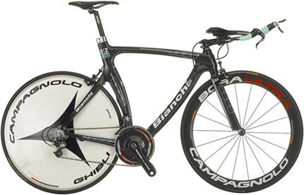 Bianchi D2 Crono Carbon Record