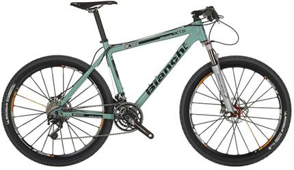 Bianchi OETZI 9800 Aluminium
