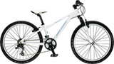 Gary Fisher Precaliber 24'' white