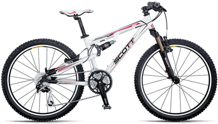 Scott Spark RC JR