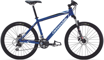 Cannondale F6 DISC