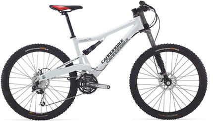 Cannondale RUSH 5 LEFTY