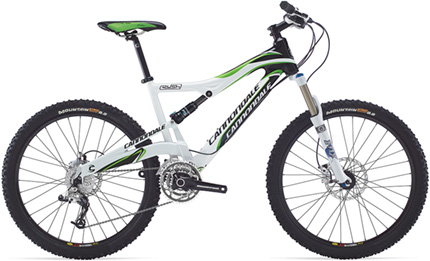 Cannondale RUSH CARBON 4