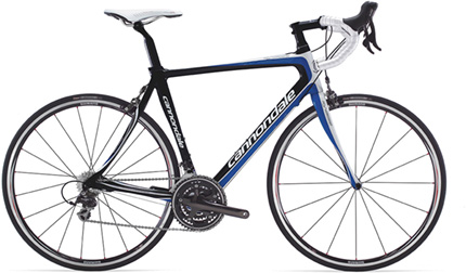 Cannondale Synapse Carbon 105 Triple