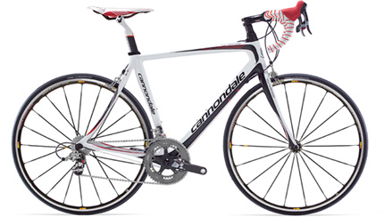 Cannondale Synapse Carbon Hi-Mod SRAM Red Compact