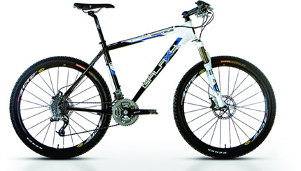 Galaxy Proteus SRAM FOX RLC