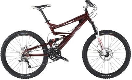Haro Bikes Xeon Comp