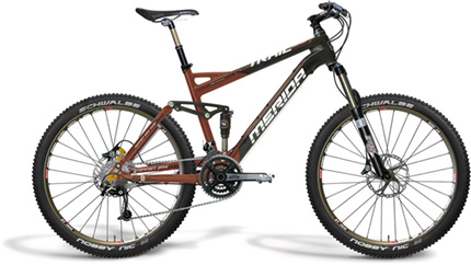 Merida Trans-Mission Carbon 5000-D