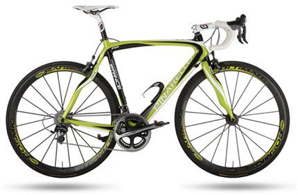 Pinarello Prince - Sram RED