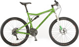 Santa Cruz Blur XC - kit XTR