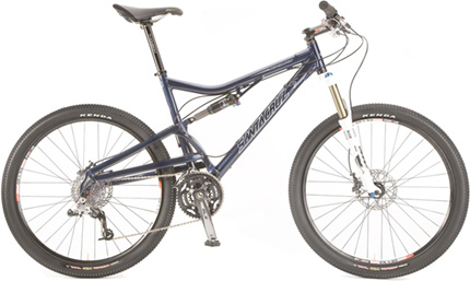 Santa Cruz Superlight - kit R