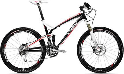 Trek Top Fuel 9
