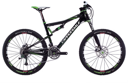 Cannondale Rize 140 Carbon 1