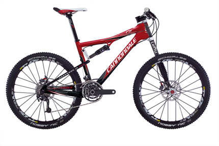 Cannondale Rize 140 Carbon 2