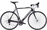 Cannondale Six Carbon 105 Black Triple