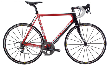 Cannondale Super Six HiMod SRAM Red
