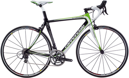 Cannondale Synapse Standard 105 Black Compact
