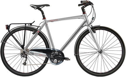 Cannondale Tesoro Light (pánský) / Light Mixte (dámský)