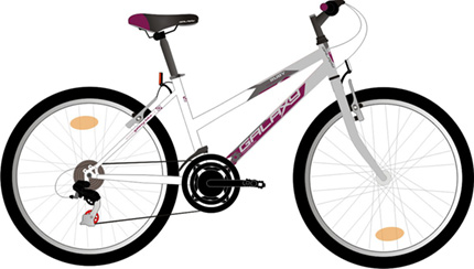 Galaxy RUBY 24'' GIRL